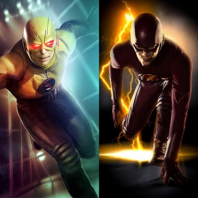 Flash segunda temporada