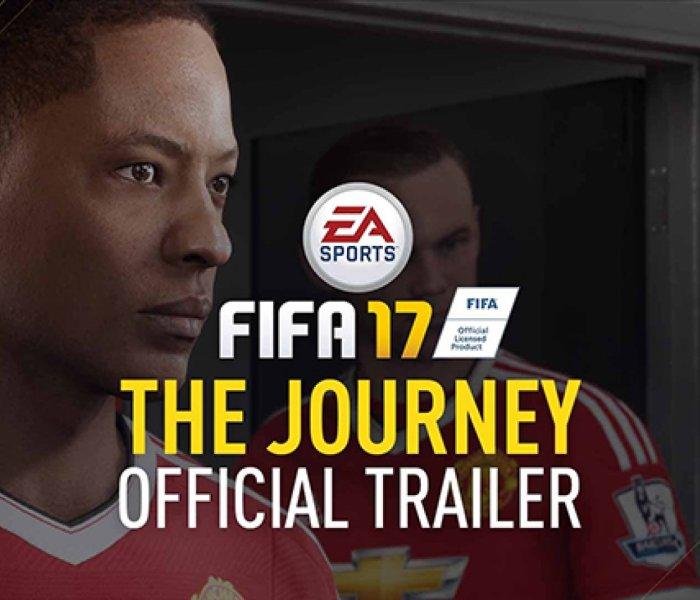 E3 2016: Se presentan trailers de FIFA 17, incluyendo un modo historia