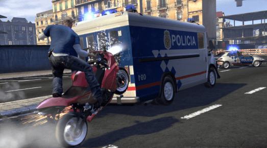 Vin Diesel Wheelman 1