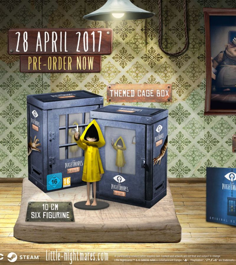 Reseña: Little Nightmares