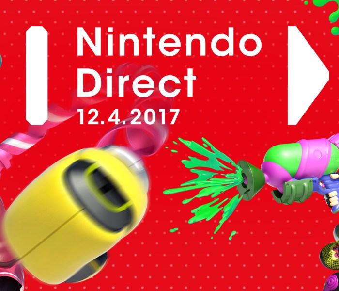 No lo olviden, ¡hoy es día de Nintendo Direct!