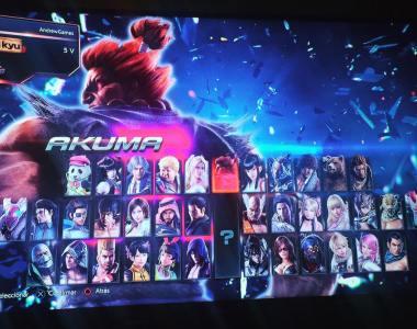 Vídeo Reseña: Tekken 7
