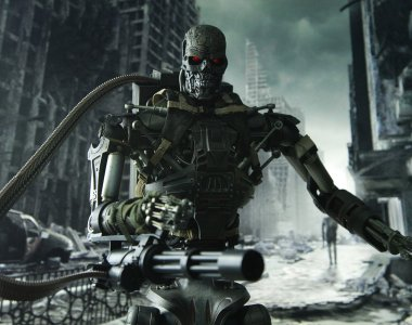 Retro Reseña: Terminator Salvation