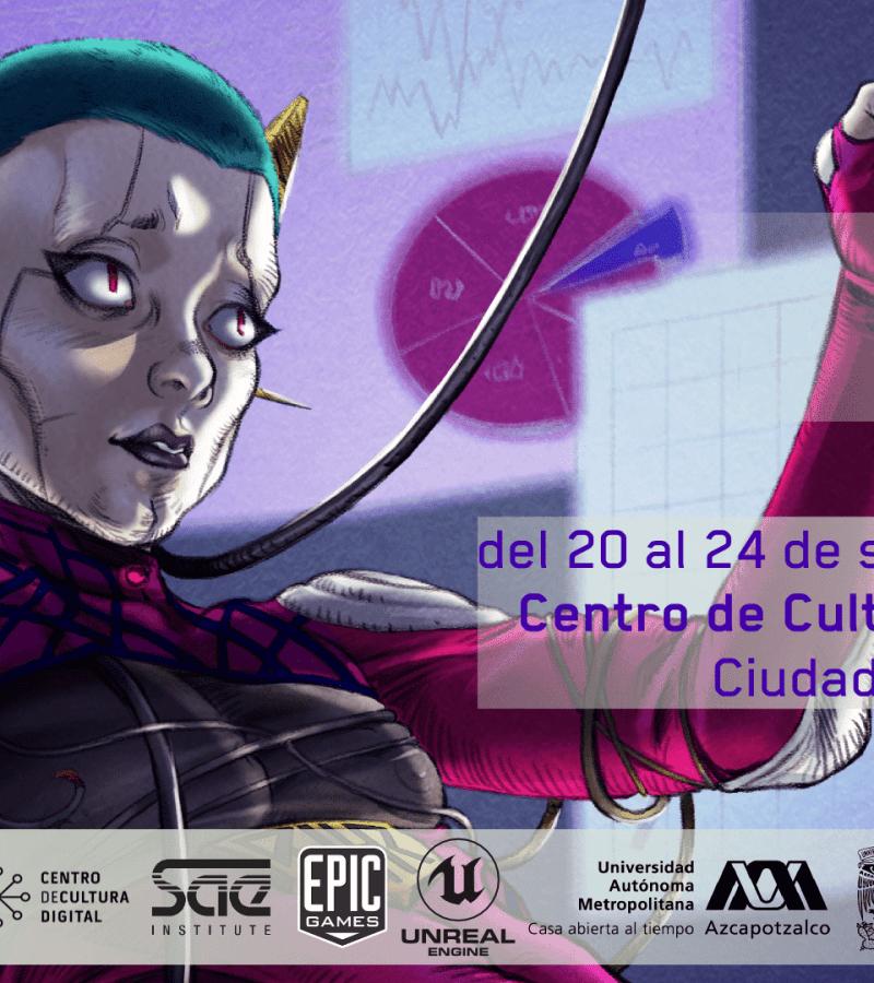 ¡Ya viene la 7ª edición de DEVHR Foro Internacional del Juego en la CDMX!