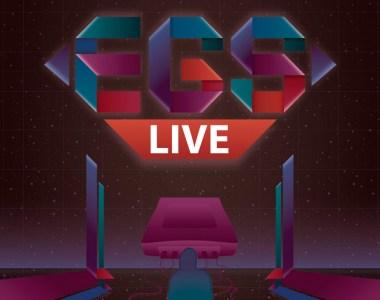 Pasillos del EGS Live