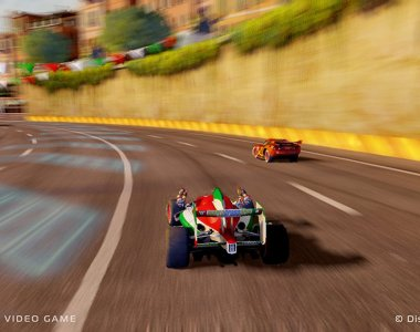 Retro Reseña: Cars 2 The VideoGame