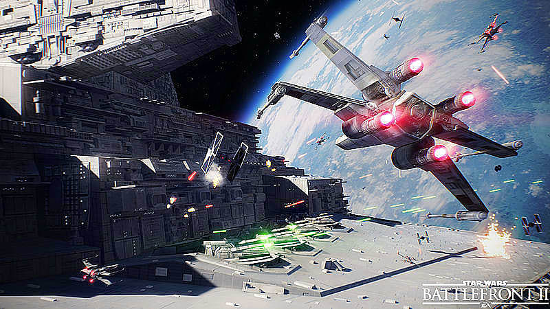 Vídeo Reseña: Star Wars Battlefront II