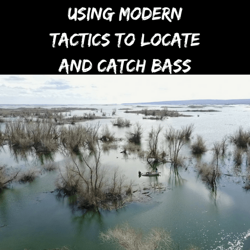 How To Use Modern Tactics to Locate and Catch Bass – Potholes Reservoir