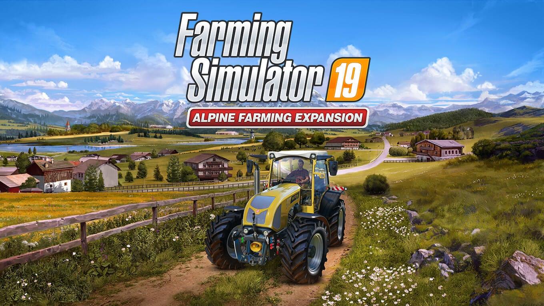 Farming Simulator 19 Alpine Farming Codex Update Grimme Equipment Pack Dlc Game Pc Full Free Download Pc Games Crack Direct Link