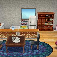 Kitchenette Room - Animal Crossing: Pocket Camp Wiki on Kitchen Items Animal Crossing  id=88919