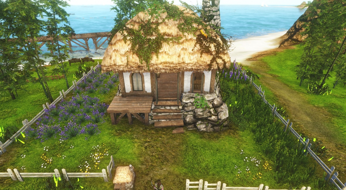 Thatched Farm House ArcheAge Wiki