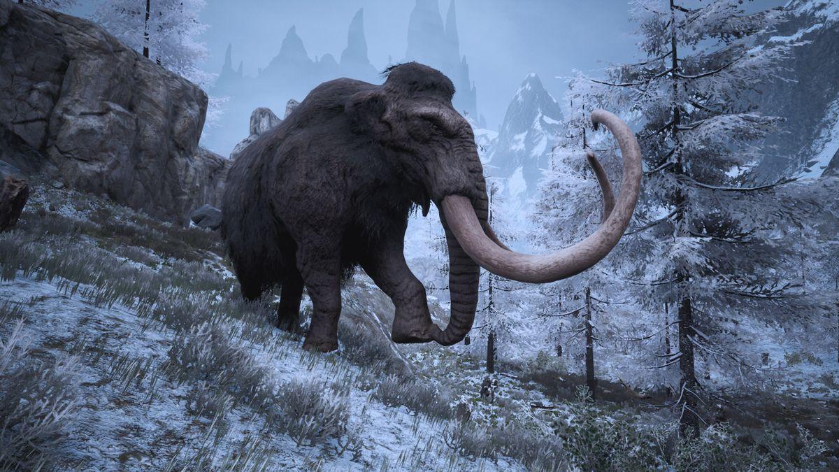 Mammoth Official Conan Exiles Wiki