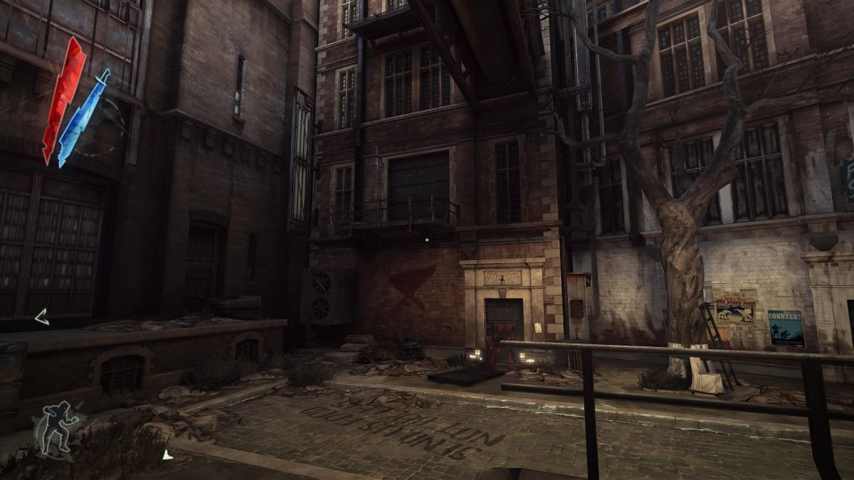 Granny Rags Apartment Dishonored Wiki