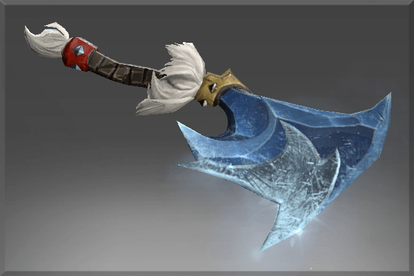 Frost Touched Cleaver Dota 2 Wiki