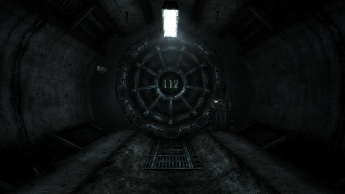 Vault 112 The Vault Fallout Wiki Everything You Need