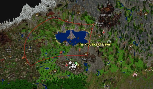 Cinfras County Official Wynncraft Wiki