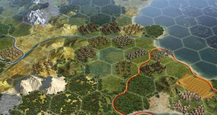 Civilization V wymagania