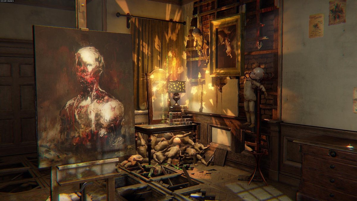 Layers of Fear - screenshot