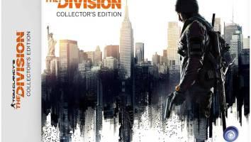Tom Clancy's The Division Edycja Kolekcjonerska