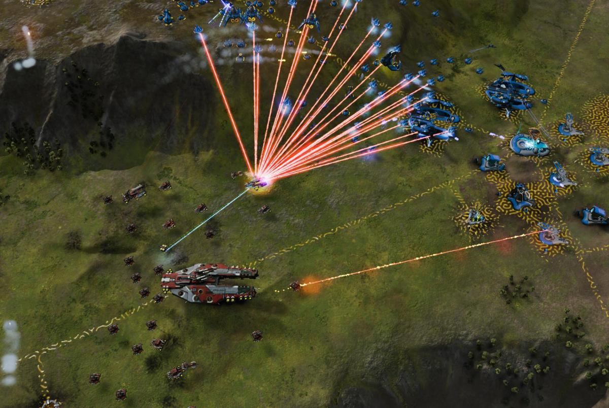 Ashes of the Singularity wymagania