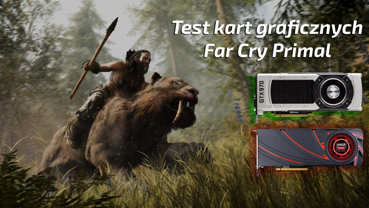 Far Cry Primal test