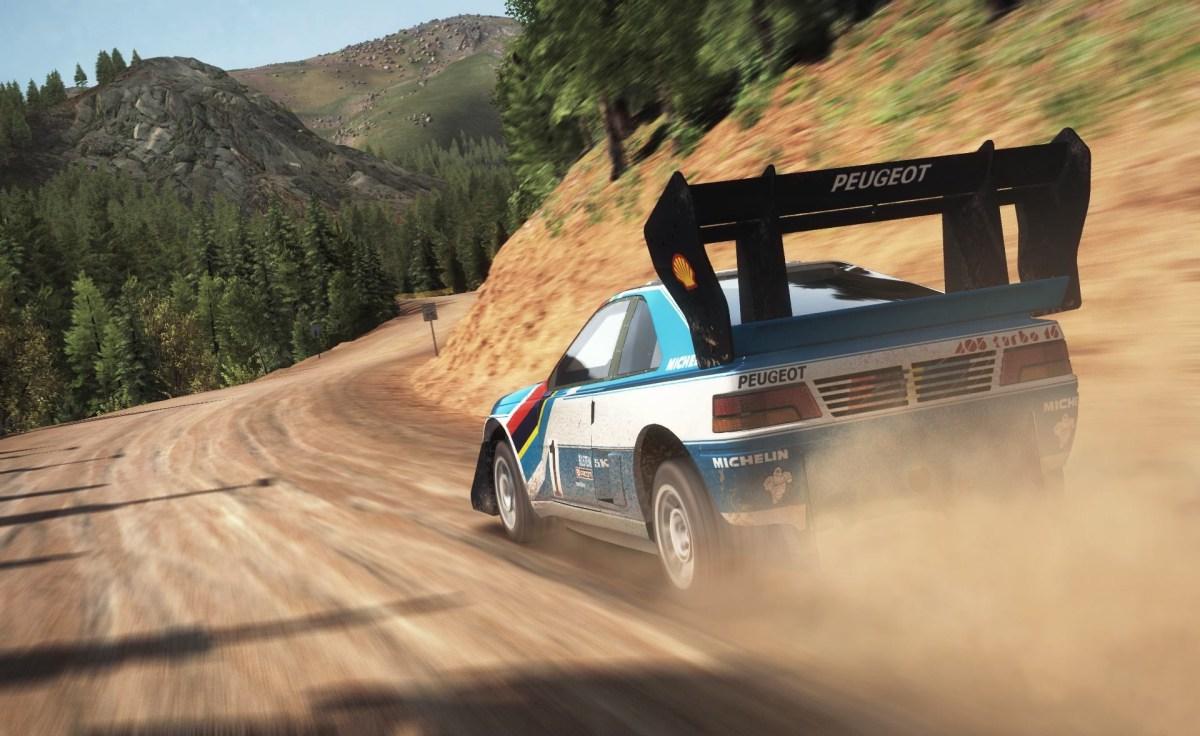dirt rally wymagania sprzętowe