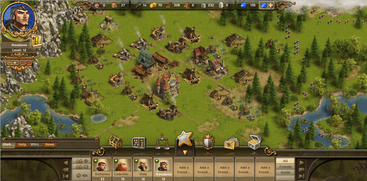 gry multiplayer strategie