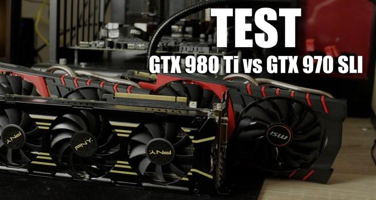 GTX 980 Ti czy GTX 970 SLI