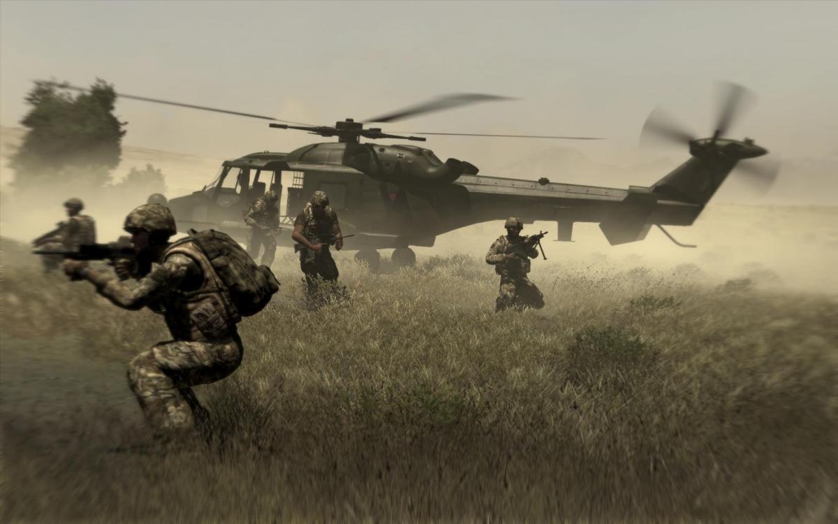 Arma 2 Operation Arrowhead wymagania