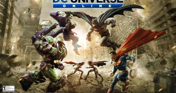 DC Universe Online wymagania
