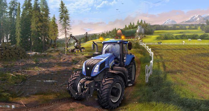 Farming Simulator 15 wymagania