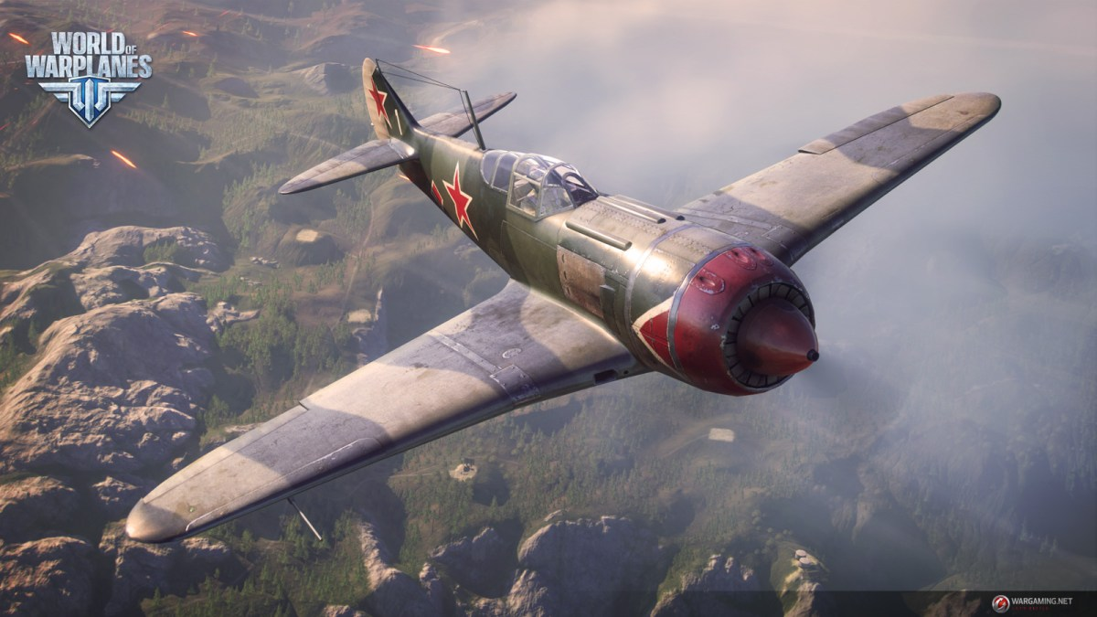 World of Warplanes wymagania