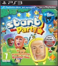 Start The Party okładka