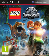 lego jurassic world okładka