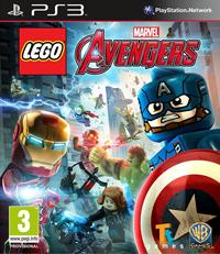 lego marvel avengers okładka