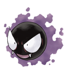 Pokemon Go Gastly
