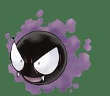 Pokemon Go Gastly