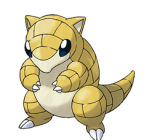 Pokemon Go Sandshrew