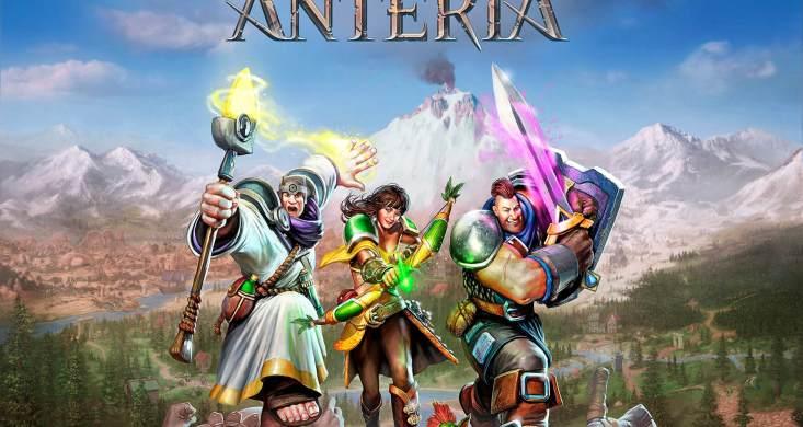 Champions of Anteria wymagania