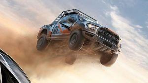 Ford F-150 Raptor Race Truck