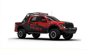 Ford F-150 SVT Raptor Shelby