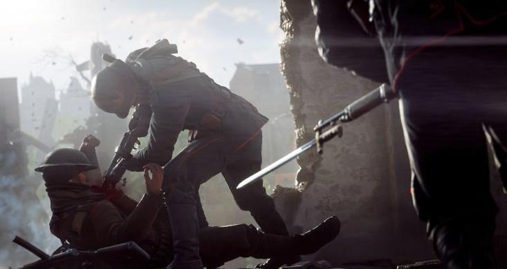 klawiatura do battlefield 1