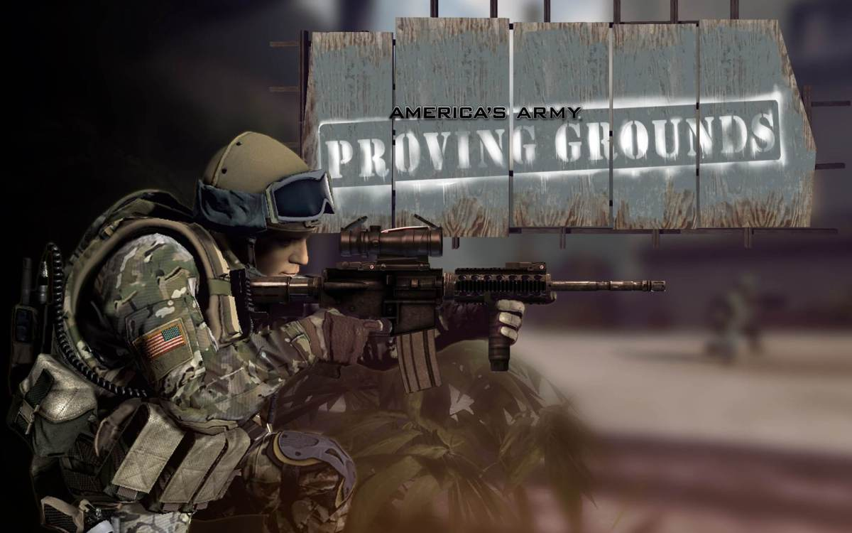 America's Army Proving Grounds wymagania