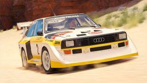 Audi #2 Audi Sport Quattro S1