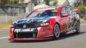 Holden #22 Sharkbite GRT VF Commodore