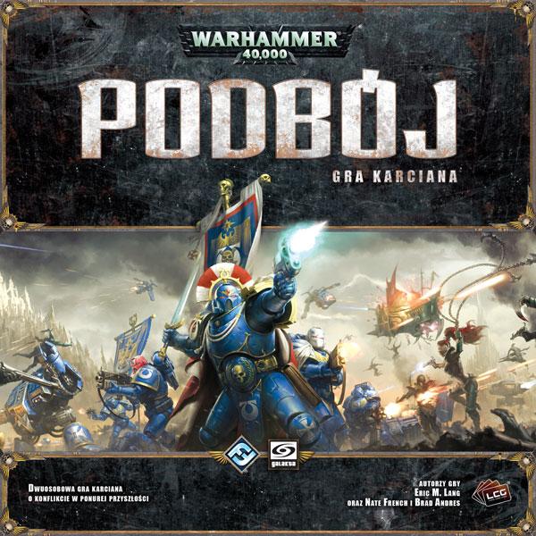 Warhammer 40,000 Podbój