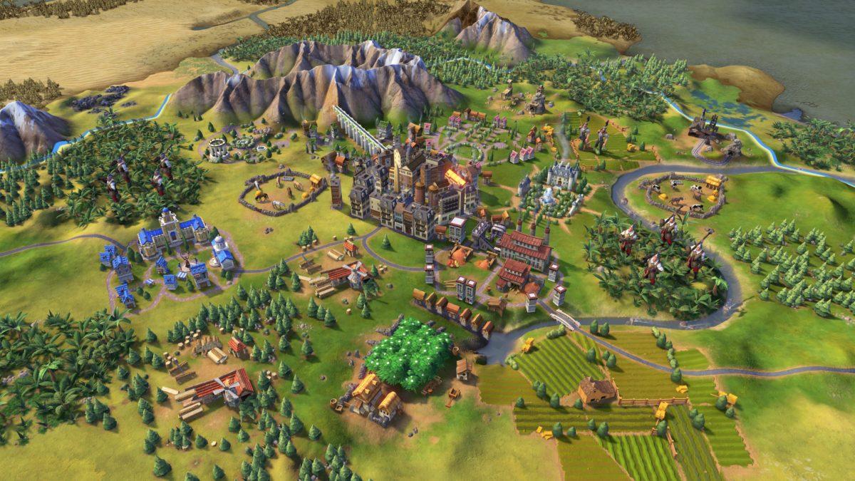 Civilization 6 jak grać