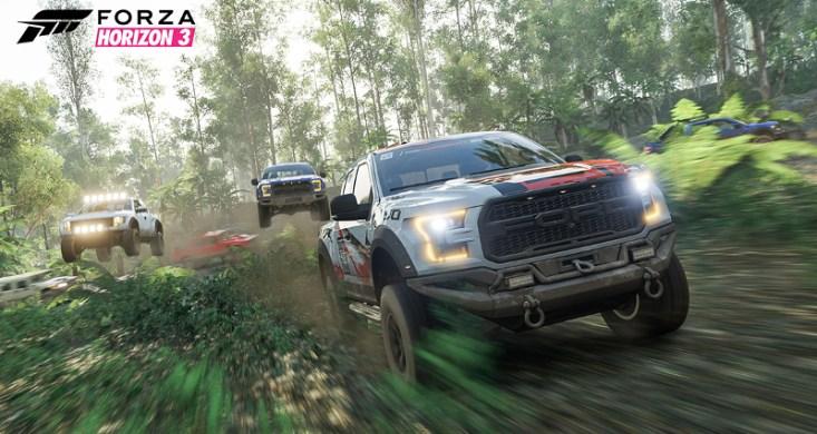 Forza Horizon 3 poradnik
