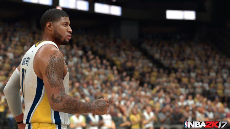 2K NBA 2K17