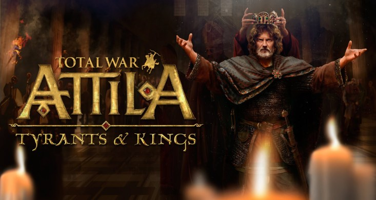 Total War: Attila - Tyrants Kings